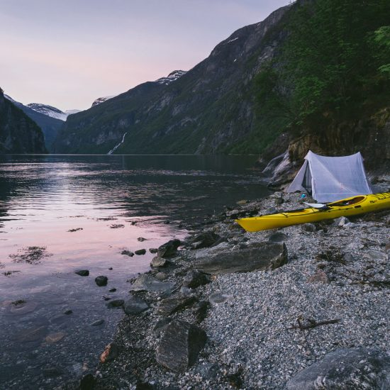 UL Kayakking