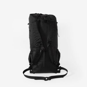 Bonfus Iterus 38L frameless pack, in dyneema DCF and Xpac fabric