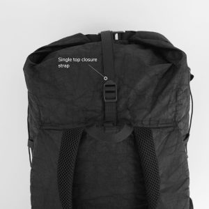 Altus Custom Ultralight DCF Frameless Pack