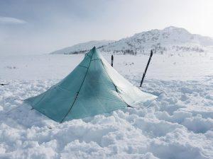 Bonfus Middus 2P DCF Pyramid Tent